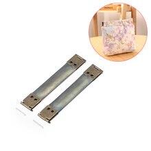 10 шт рамка для монет металлическая фоторамка сжимаемая сумок