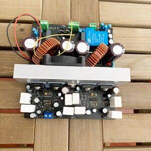 Image 3 - Усилитель 2000 Вт, 2 кВт, RMS Hi Fi, высокая мощность IRS2092, плата цифрового усилителя BTL, высокая точность, сценический усилитель, супер сабвуфер, плата H123