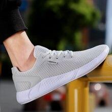 2021 Для мужчин из сетчатого материала; Спортивная обувь; Дышащая