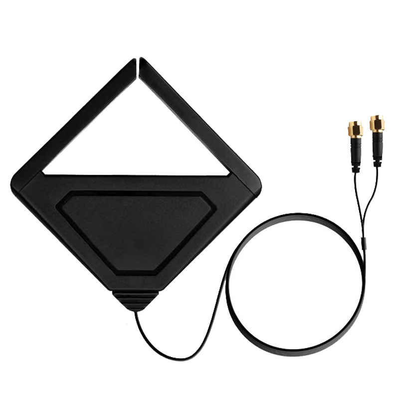 Wireless Dual Band External Antenna for Desktop Laptop 120CM Antennas for  AX200 9260NGW Card PCIe Wifi Adapter