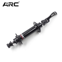 цена на ARC FRONT BICYCLE HUB 20H R13 FOR ROAD FRONT BIKE HUB 10 11 SPEED QUICK RELEASE QR SKEWER AXLE 9-100MM BEARING HUB WHEELSET PART