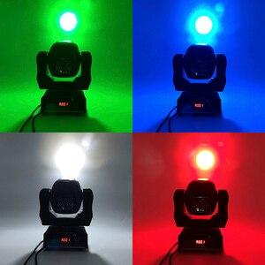 Image 5 - 60W Ha Condotto La Luce del Punto con dmx 9/11 canali per Bar Discoteca decorazione HA CONDOTTO il Punto Luce In Movimento Della Testa Auto Suono DMX del Partito