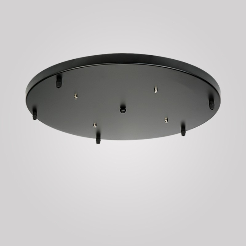 Pendant Lamp Ceiling Base Circle And