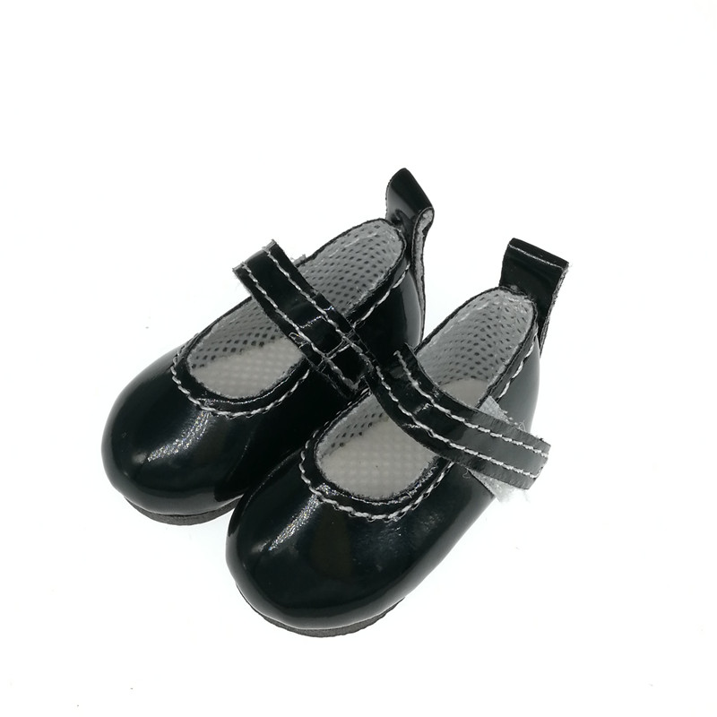 Tilda 4.5cm BJD 1/6 Doll Shoes For Rag Dolls,Lovely Mini Puppet Dolls Toy Boots For BJD,Doll Sneakers Accessories One Pair