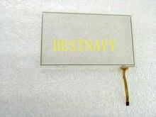 A ESTRENAR pantalla táctil de 7,0 pulgadas 164*99mm 165*100 panel de cristal del digitalizador táctil de la resistencia para la radio del coche