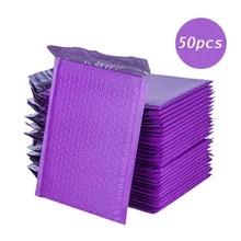 para oficina 50 unidades Tomaibaby 11 x 15 cm sobres acolchados de color rosa transporte Sobres acolchados de aire resistentes a los golpes negocios
