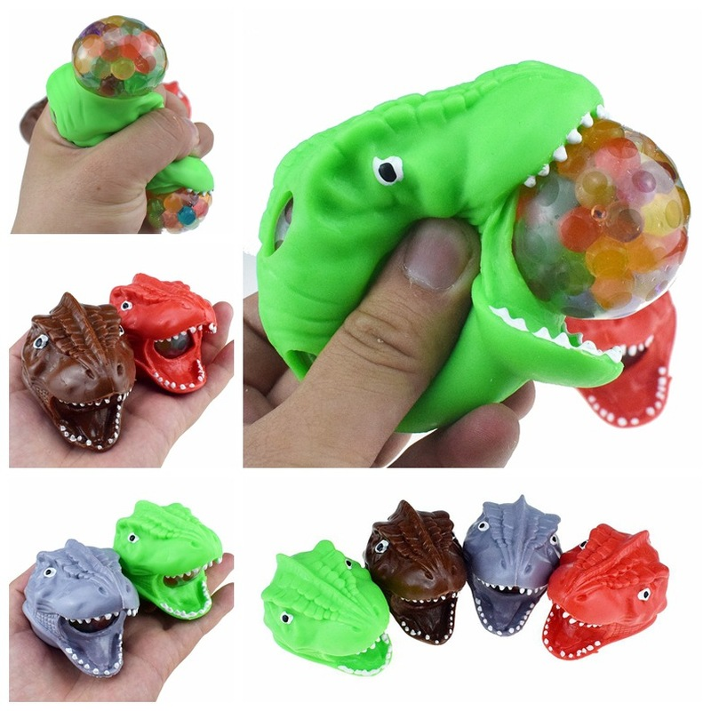 Creative Extrusion Venting Faucet Grape Ball Squeezing Decompression Boring Venting Decompression Ball Toy