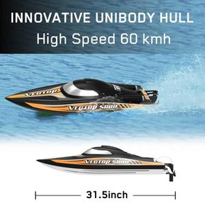 Image 2 - Volantex 800 مللي متر RC قارب ناقلات SR80 38mph عالية قارب سباق السيارات لفة العودة وظيفة ABS البلاستيك بدن 798 4 PNP أو ARTR RTR مجموعة