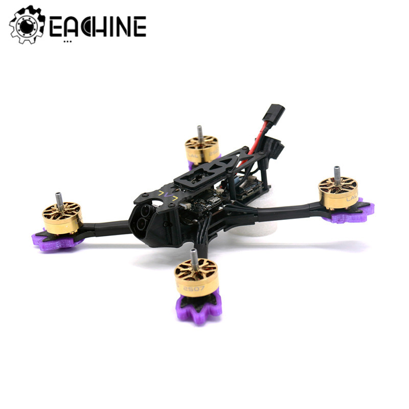 Eachine LAL5 225mm 5 Inch 4K 6S FPV Racing Drone PNP F405 Bluetooth V2Cam 2507 1850KV 50A Blheli_32 3-6S 5.8Ghz 25-800mW