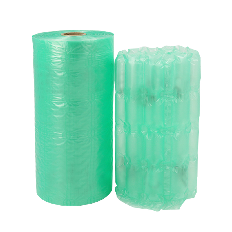 300M Buffer Air Cushion Film Roll Wrapping Roll Packing Material Shock-Proof Wrap package protection Can Customized Wholesale