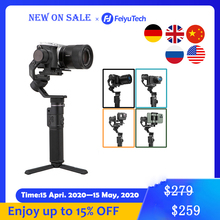 цена на FeiyuTech Feiyu G6 Max 3-Axis Handheld Camera Gimbal Stabilizer for  Mirrorless camera Pocket Camera GoPro Hero 7 6 5 Smartphone