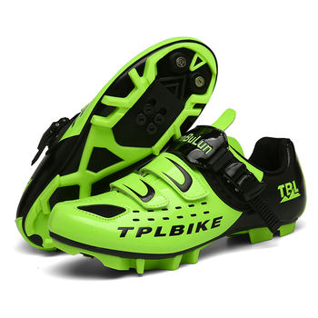 New MTB Sneakers Men Women Cycling Shoes Self-locking Road MTB Bike Sneaker Professional Damping Size 36-46 Sports Shoes 11