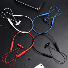 Buy LC-2 Wireless Bluetooth Earphones HIFI Heavy Bass Headset Dual Neck-Mounted Sports  Earbuds directly from merchant!