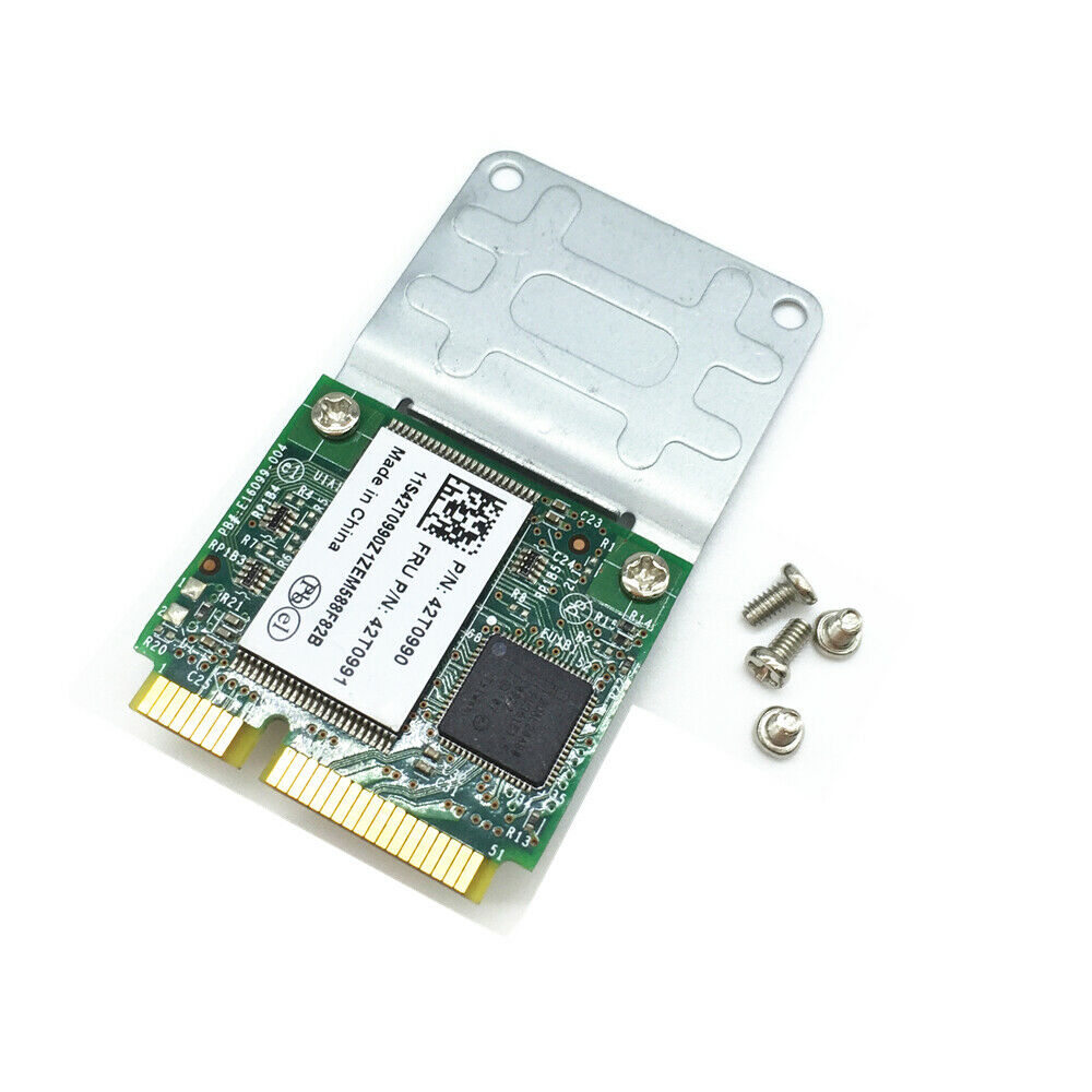 For Intel 1G 2G Turbo Memory Module NAND Flash For IBM T61 T400 W500 W700 X300 R500 X200 Mini Pci-e Card With Bracket