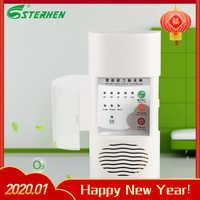 STERHEN Mini désodorisant à l'ozone mural pour cuisine salle de bain traitement de l'air Ozone purificateur d'air stérilisateur à la maison