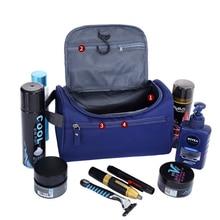 50PCS Men Women Make up Makeup Organizer Bag Cosmetic Bag Toiletry Portable Outdoor Travel wash bag Kits Business Storage bag недорого