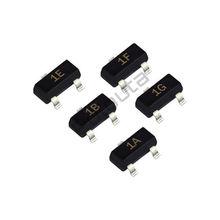 100PCS BC847C SOT23 BC847 847C SOT SMD SOT-23 1G new transistor