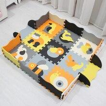 25 pcs Eva Foam Baby Play Mat Puzzle for Kids Children Non Slip
