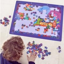 500pcs Cartoon Animals Puzzles Kids Toys Montessori Material