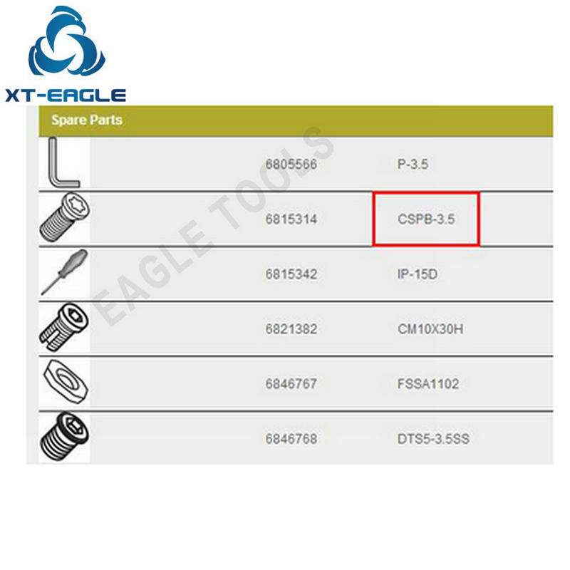 Details about  /KENNAMETAL CSS112225PKG STOP SCREWS W//NYLON FC 2 PCS