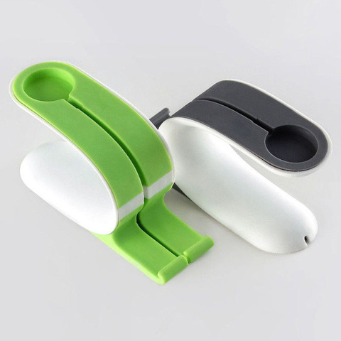 Universal ABS For Phone 2 IN 1 Mini Lightweight Useful Durable Holder For Apple Watch Charging Holder Karachi