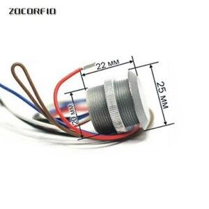 Image 2 - Lecteur de cartes didentité EM, étanche, pour contrôle daccès, avec Interface Wiegand, 125KHz, 9 15V, pour proximité, Compatible EM