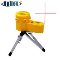 Multi-function Laser Leveler Pointer Measuring Tools Measurement  Cross Laser Level Vertical Horizontal Line Tool with Tripod
