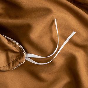 Image 5 - Sólido super macio capa de edredão rei rainha gêmeo completo duplo único conjunto cama europeu consolador capa para casa do hotel
