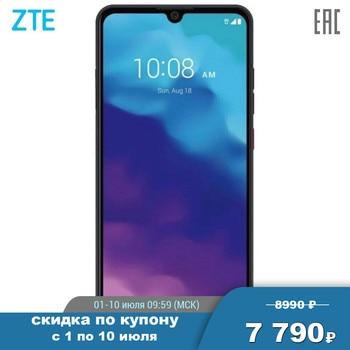 Перейти на Алиэкспресс и купить Смартфон ZTE Blade A7 2020 15,5 см (6.09дюйм) 19.5:9 1560 x 720, 4x2,0 ГГц+4x1,5 ГГц, 8 Core, 3GB RAM, 64GB, 16 МП+8 МП+2 МП/8Mpix