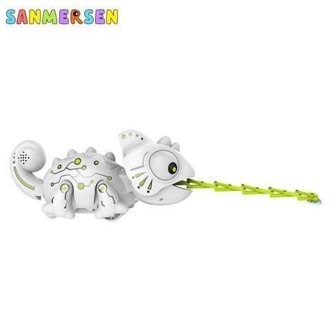 controle remoto camaleao brinquedo robo dinossauro brinquedos