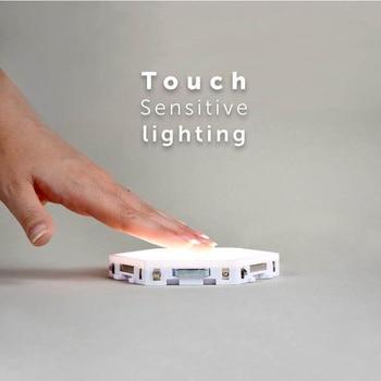 1-10pcs touch sensitive lighting l