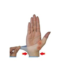 Magnetic Therapy Wrist Hand Thumb Support Gloves Silicone Gel Arthritis Pressure Corrector Massage Pain Relief Gloves Waterproof