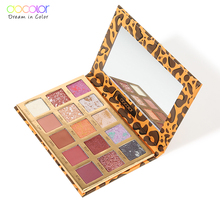 Docolor 15 Colors Eyeshadow Makeup Palette Pigments Waterproof Professional Shimmer Glitter Nude Eye shadow Make up