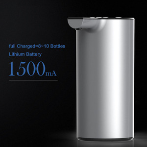 Image 4 - New Automatic Electric Water Dispenser Pump for Home Office Outdoor Smart Drinking Water Bottle Pump 1500mAh USB Charging