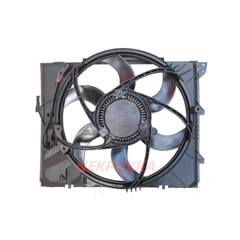 Cooling fan for BMW E90 3 SERIES,Condenser electronic fan,water tank fan for BMW E90 2005-2012 image