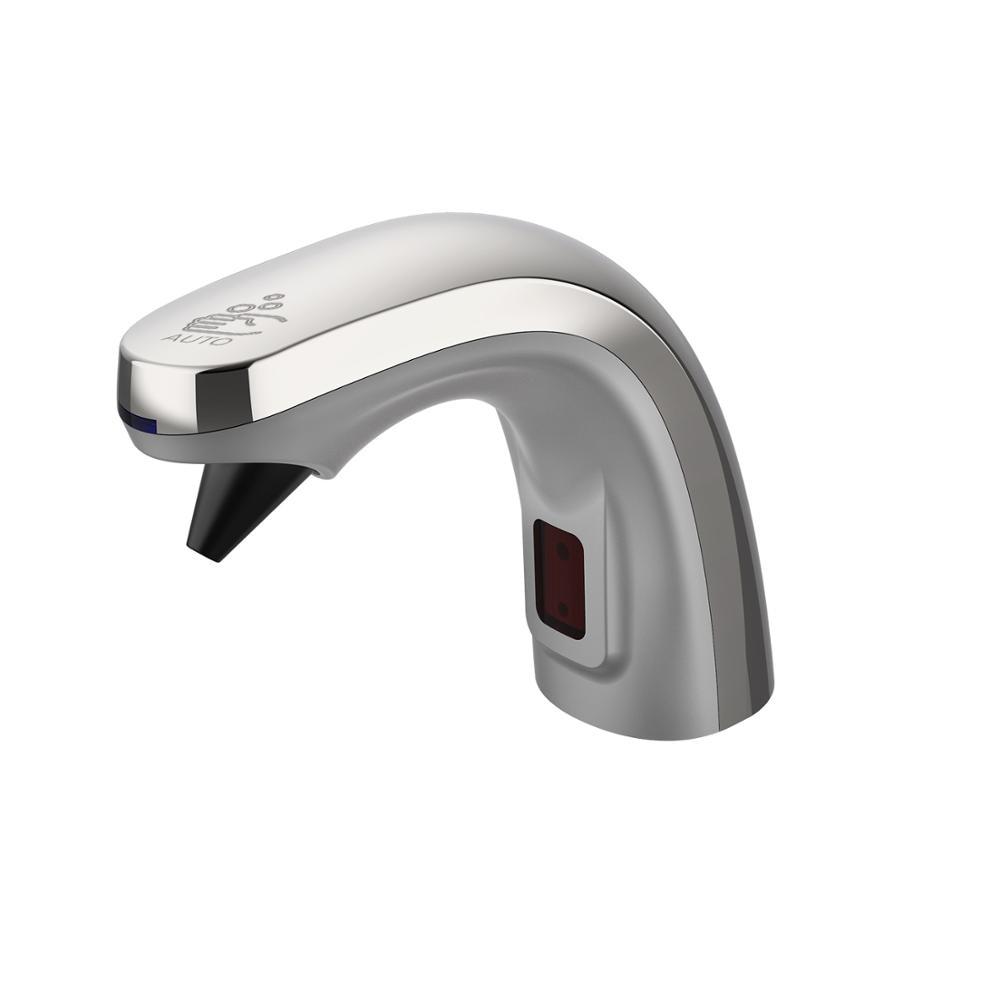 Svavo espuma dispensador de sabão automático bancada touchless sensor torneira dispensador de espuma para pia da cozinha banheiro