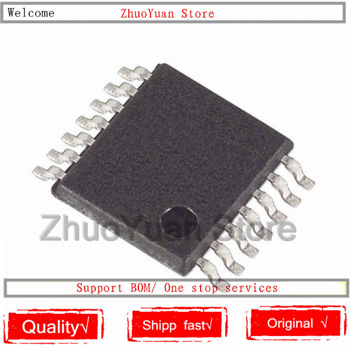 1PCS/lot New Original TDC7200PWR TDC7200PW TDC7200 T7200 TSSOP14 IC Chip