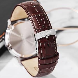 Image 4 - Seikoนาฬิกาผู้ชายหรูหราแบรนด์นาฬิกากันน้ำกีฬานาฬิกาChronographนาฬิกาควอตซ์นาฬิกาRelogio Masculino