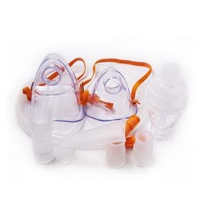 Image 5 - 20pcs Home Medical equipment Atomized Cup Air Compressor Nebulizer Medicine Bottle Allergy Inhaler Aerosol Medication 6ml 10ml