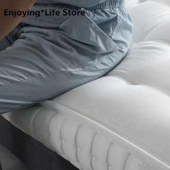 Latex Mattress Folding Mattress Memory Cotton for Queen/King /Twin/Full Size Bed Breathe Foam Tatami Mattress Queen Mattress