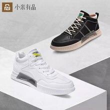 Новые повседневные высокие кроссовки youpin yierkang для мужчин