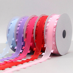 20Yards Natural Wedding Satin Ribbon Gift Bow Crafts Organza Ribbon Tape Sewing DIY Ribbon Trim Lace Christmas Party Decoration