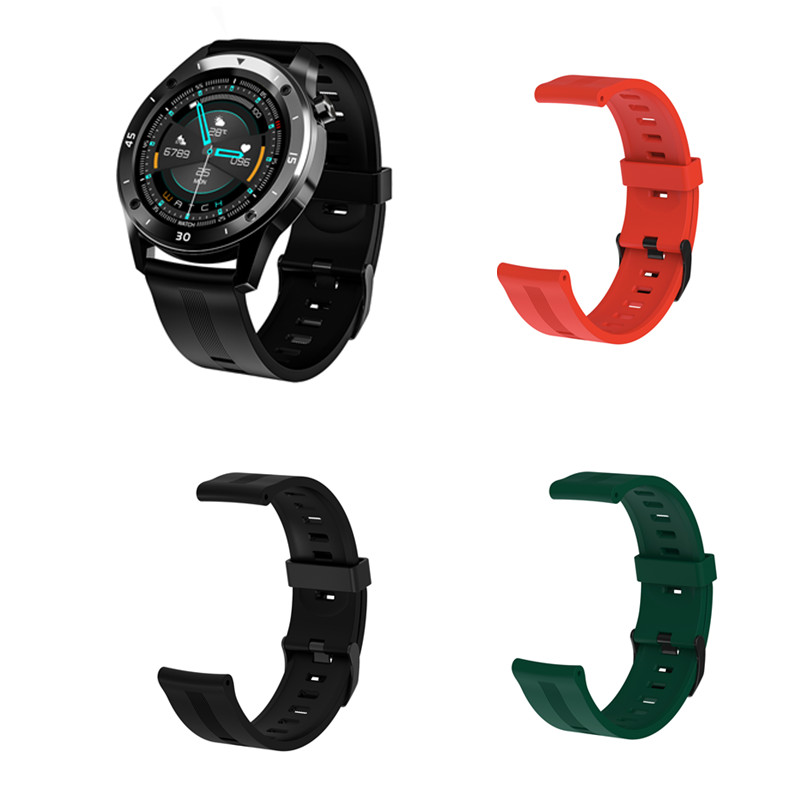 CZJW F22S Sport Smart Watches for man woman 2020 gift intelligent smartwatch fitness tracker bracelet blood pressure android ios 7