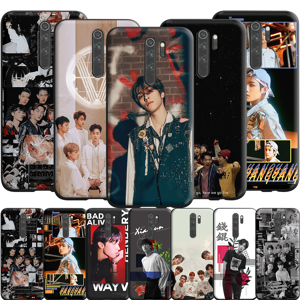 Чехол WayV для Xiaomi Redmi Note 9 9S 5 6 7 7A 8 8A 8T 9A 9C K20 Pro 9T 10 Max K40
