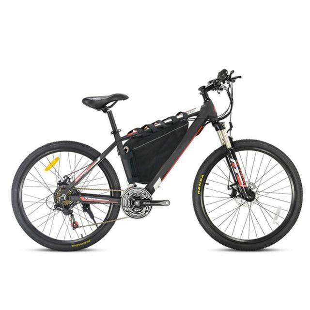 36V 48V 52V 1000W moteur électrique vélo Lithium batterie Pack Bicicleta Eletrica Triangle li ion batterie Ebike Kit de Conversion