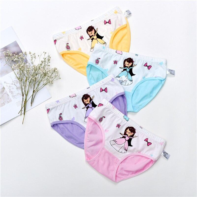 Children Underwear Girl Underwear Girl Briefs Kids Girls Underwear  Girls Pant Children's Pants 1pcs
