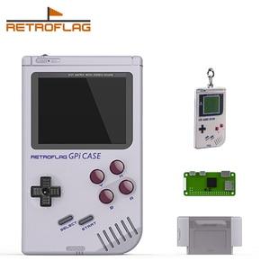 Image 1 - In stock! Retroflag GPi CASE for Raspberry Pi Zero and Zero W with Safe Shutdown