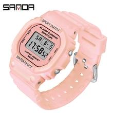New Women's Watches Top Brand Luxury Fashion Digital Watches Women's Sports Watches Reloj Mujer Waterproof Quartz Watches 55 watches fashion watches