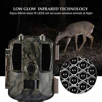 BL480L-P Trail Camera 940nm IR Wildlife Forest Hunting Trap Camera Surveillance Camera GPS Location Wild Tracking Cam для охоты 4