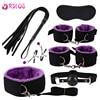 Nylon 7pcs purple
